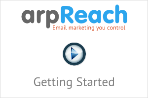 arpReach Video - Getting Started
